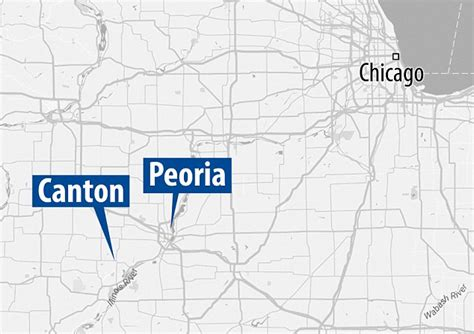 Canton gas explosion in Illinois leaves one dead and ten ...
