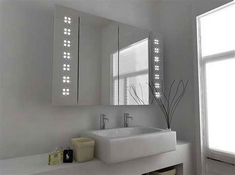 Bright Bathroom Mirror Designs With Lights