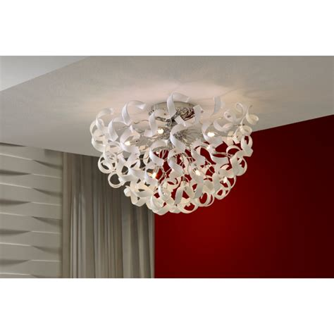 luminaire plafonnier design spirale  led super nova