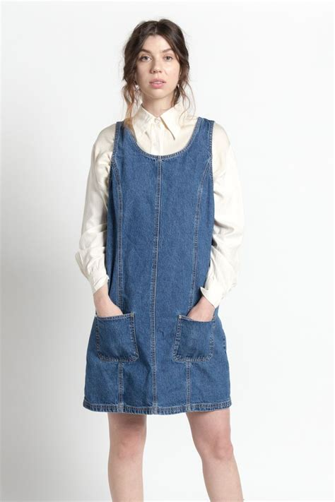 Book Of Womens Denim Jumper Dress In Singapore By Sophia u2013 playzoa.com