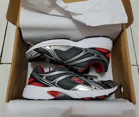 Sepatu Fila Gasporo jual sepatu fila day track original di lapak grosir kaos