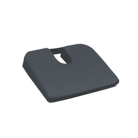 seat wedge with coccyx cut out by bad backs now available