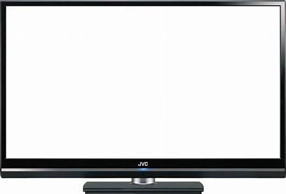 Screen Lcd Television Flat Wide Clipart Icon