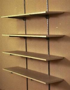 DIY Wood Wall Mounted Kitchen Shelving Units For Rustic ...