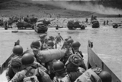 D Day Boats by File D Day From The Boat Jpg Wikimedia Commons