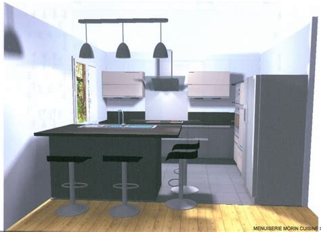 plan de cuisine centrale plan de travail pour cuisine optez pour une