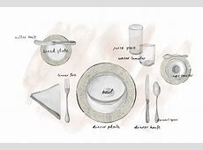 How To Set Table For Breakfast Ohio Trm Furniture
