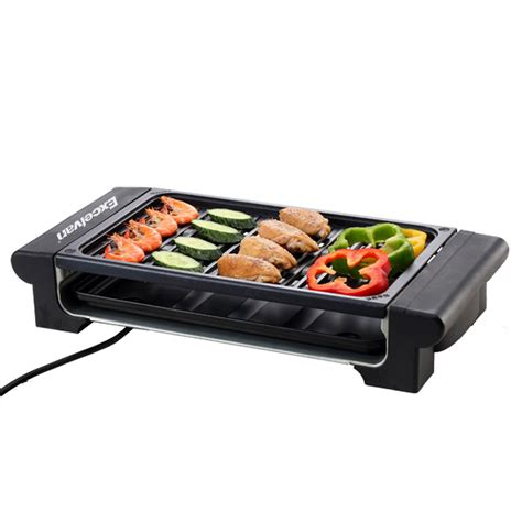 best indoor table top electric grills electric indoor smokeless non stick grill barbecue bbq