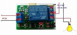 Dc 5v 433mhz Wireless Rf Relay Control Switch On  Off
