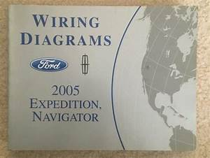 2005 Ford Expedition Navigator Wiring Diagrams Oem