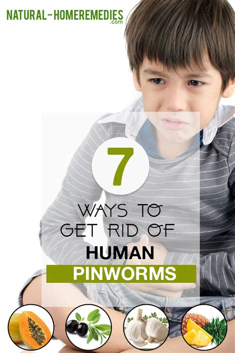 7 Ways To Treat Human Pinworms  Home Remedy For Pinworms  Natural Home Remedies & Supplements
