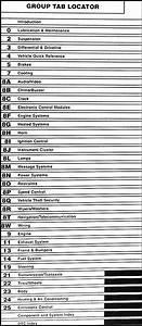 2007 Chrysler Pacifica Repair Shop Manual Original 4