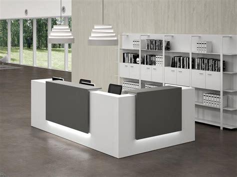 accueil bureau comptoir de réception en bois tous les fournisseurs de