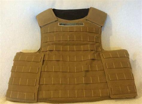 Pinnacle Armor Iiia Body Armor Bulletproof Vest Xl Makers