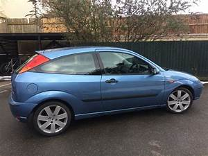 2002 1 8 Ford Focus With Alloy Wheels For Spares Or Repair
