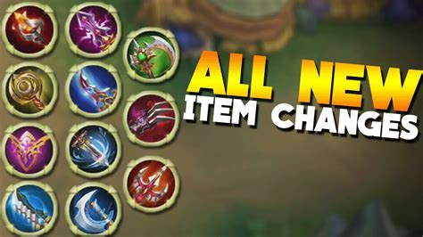 mobile legends items mobile legends new items details