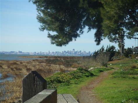 alameda ca alameda bird sanctuary along bayview drive