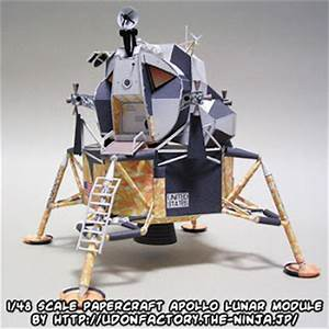 Ninjatoes' papercraft weblog: Neil Armstrong papercraft ...