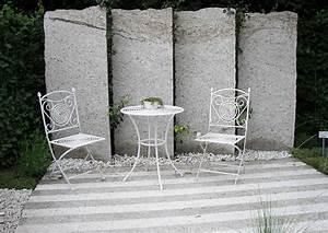 Sichtschutz Im Garten : transparenter sichtschutz am sitzplatz im garten ~ A.2002-acura-tl-radio.info Haus und Dekorationen