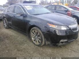 salvage acura tl cars  sale  auction