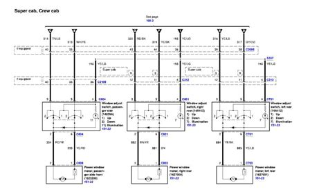 2006 Ford F 150 Door Lock Wiring Diagram by I A Ford F150 2004 Supercrew And I Am Problems