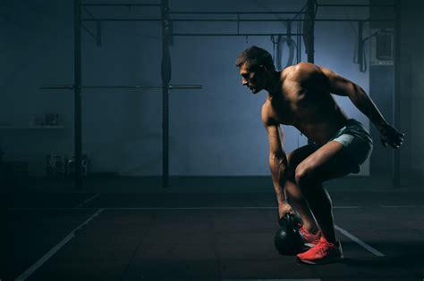 belly fat most burn exercises kettlebell slightly swing performance