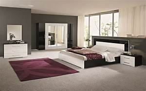 image gallery modele de chambre With exemple deco chambre adulte