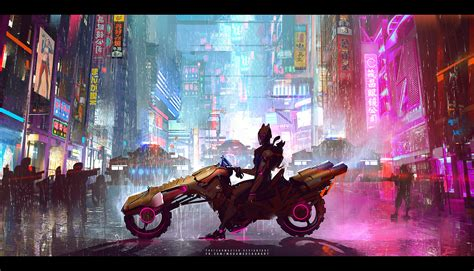 Hd Car Wallpapers For Desktop Imgur Skins Anime by The Runaway By Mohamed Saad Cyberpunk