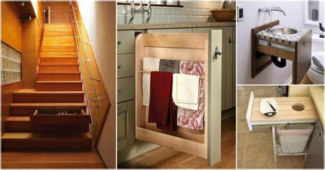 clever hiding places house creativedesigntips