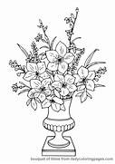 Flower Coloring Pages ...