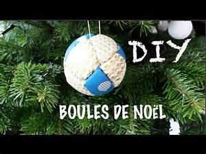 Doudou En Tissu à Faire Soi Même : diy noel boules de no l en tissu a faire soi m me youtube ~ Nature-et-papiers.com Idées de Décoration