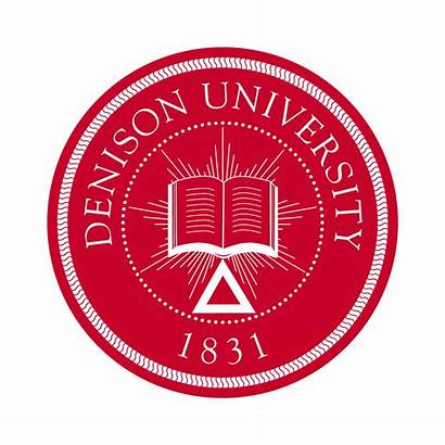 University Seal Denison Logos Communications Edu Branding