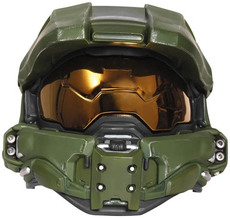 Halo Master Chief Adult Light Up Deluxe Helmet