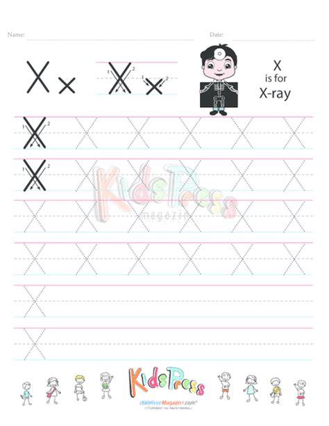 handwriting worksheet letter  kidspressmagazinecom