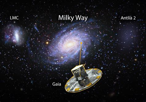 Enormous Ghost Galaxy Spotted Hiding Next The Milky