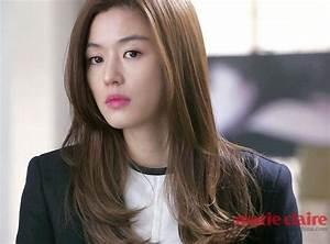 전지현 Jun Ji-hyun | C curl hair | Pinterest | Hair, Long ...
