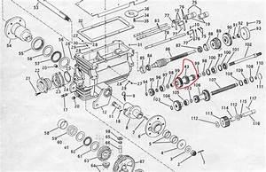 Bolens Parts    Bolens Tubeframe Transmission Cluster Gear