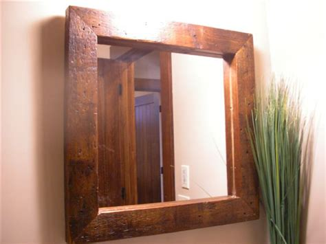 Unique Rustic Mirrors Decor For Better Home Comfort