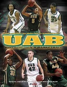 UAB Athletics Official Athletic Site - Men's Basketball
