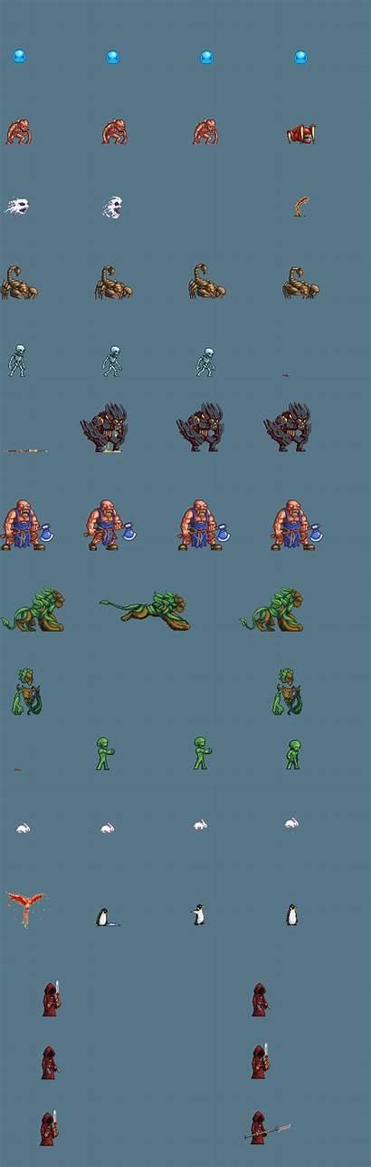 Sandbox 2d Rpg Planet Kickstarter Pixel Jeux