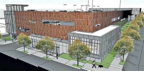 council reviews parking deck plans nwadg