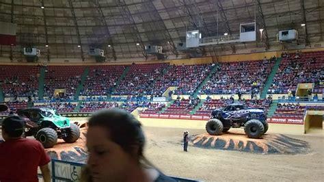 lubbock monster truck show 2017 monster truck destruction tour friday night show