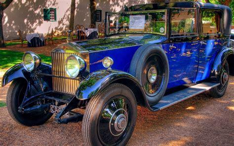 Vintage, Car, Rolls Royce Wallpapers Hd / Desktop And