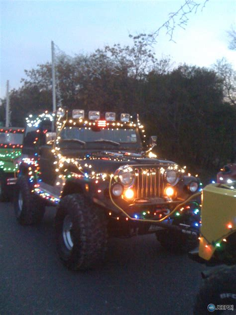 jeep christmas parade the jeep wave page 5