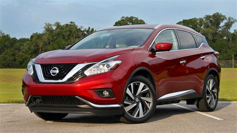 2016 Nissan Murano Reviews by 2016 Nissan Murano Driven Review Top Speed