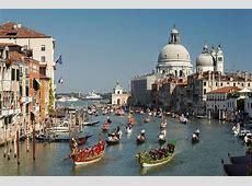 Regata Storica Cultural Italy
