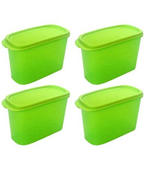 Smart Saver With Free tupperware smart saver container 1 1 ltr set of 4 green