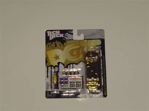 tech deck dgk gold tech deck dgk gold dipped board new limited other