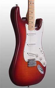 Fender Standard Stratocaster Plus Top Electric Guitar