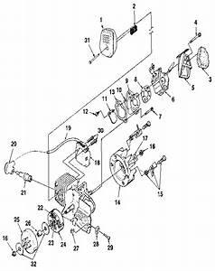 Homelite Chain Saw Parts